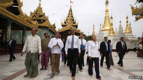 A Day to Remember - Shwe Dagon and presidential synchronicity! (4/4)