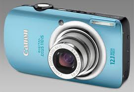 My cute little blue camera - chemo treat No 1