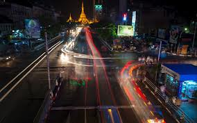 happening Yangon