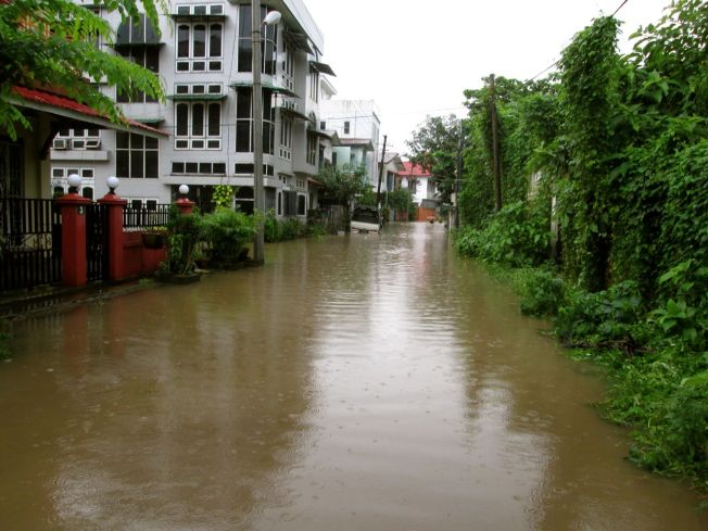 Aung Min Gaung River 1
