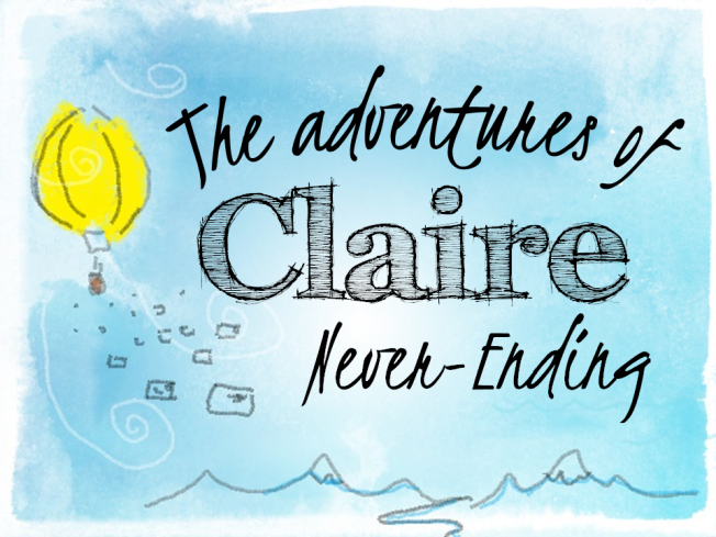 Claire never-ending