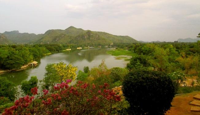 kanchanaburi scene