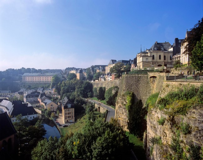 Luxembourg city 1