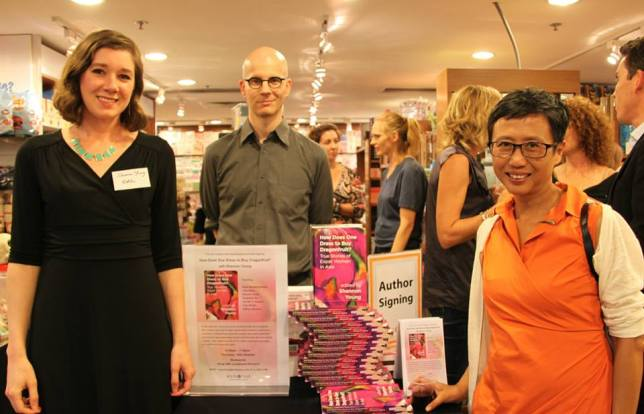 Dragonfruit Book Launch