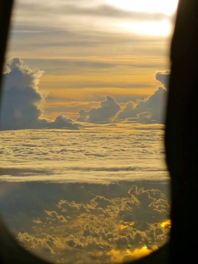 aviation sunset oct 2015