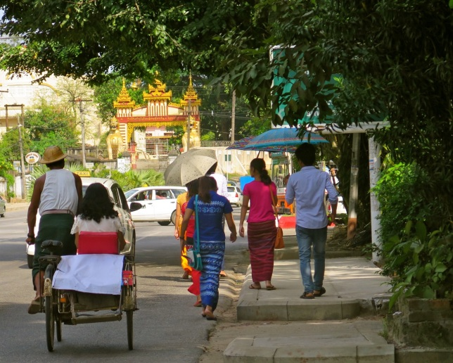 Yangon days