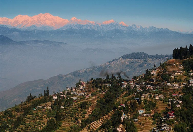 Darjeeling-Kanchenjunga